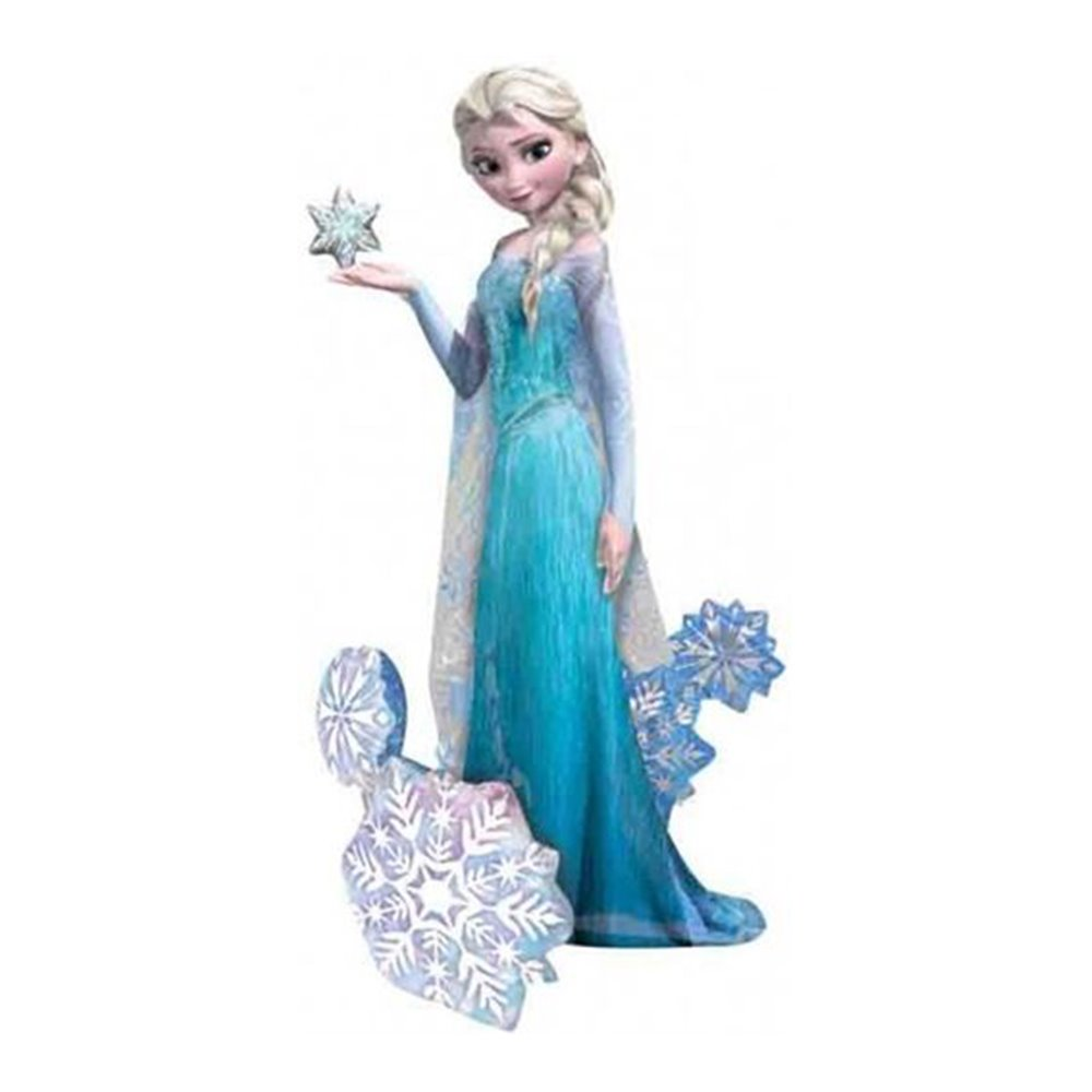 Balon AWK Elsa the Snow Queen MeGa frozen